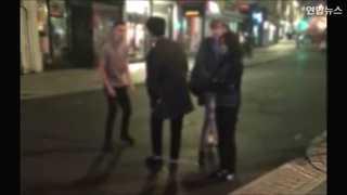 [현장영상] 한국인 유학생, 영국서 백인들에 '인종차별' 폭행당해