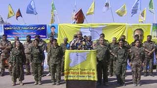 'IS 수도' 락까 장악 쿠르드ㆍ아랍軍 '승리ㆍ자치' 선언