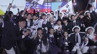 한국, 아부다비 국제기능올림픽서 종합 2위