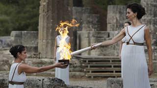 [현장연결] 모두를 빛나게 하는 불꽃…2018 평창 동계올림픽 성화 탄생