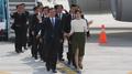 La llama olímpica para los JJ. OO. de PyeongChang llega a Corea del Sur