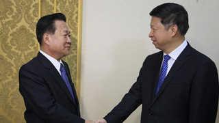 시진핑 특사 중국 쑹타오 평양서 '북한 실세' 최룡해와 회동