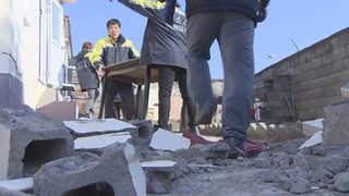 포항 지진 부상자 80명으로 늘어…응급 복구율은 68%
