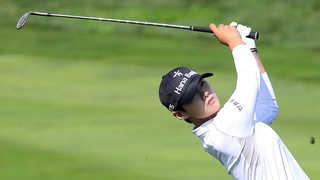 [LPGA] '기록파괴자' 박성현, 투어 챔피언십 둘째날 나홀로 선두