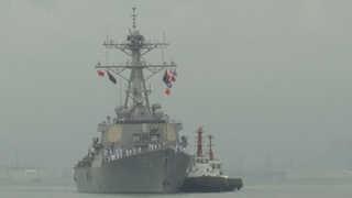 미 7함대 또 충돌사고…인명피해 없어도 '화들짝'