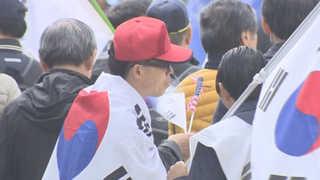 수능 후 첫 주말…대학 입시전형과 '태극기 집회' 겹쳐
