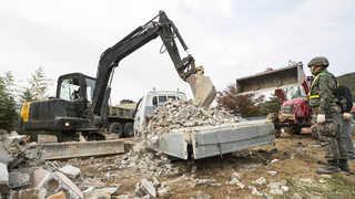 포항 지진 부상자 82명으로 늘어…응급 복구율 87%