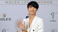 La debutante Park Sung-hyun se ubica en la lista de ganancias de la LPGA y compa..