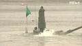 육군, 남한강서 K2 전차 11대 등 '잠수도하' 훈련