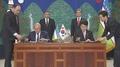 Los líderes de Corea del Sur y Uzbekistán prometen esfuerzos para mejorar los la..