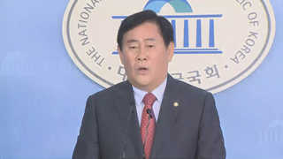 """최경환 """"특활비 뇌물 받은 적 없어…답답ㆍ억울"""""""