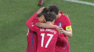 한국 축구, 11월 FIFA 랭킹 59위…3계단 상승