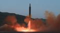El JCS estima que Corea del Norte dispara un misil balístico de largo alcance Hw..