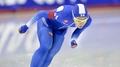 La surcoreana Lee Sang-hwa gana la tercera plata en la Copa del Mundo de Patinaj..