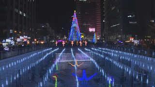 미리 만나는 연말연시 '서울 크리스마스 페스티벌'