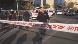 예루살렘서 팔레스타인인 흉기공격에 이스라엘 보안요원 중상