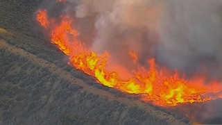 미국 캘리포니아 산불 2주째 확산…샌타바버라로 번져