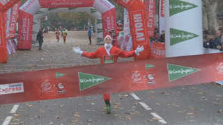 7천명의 산타가 한자리에! 스페인 산타 달리기 대회