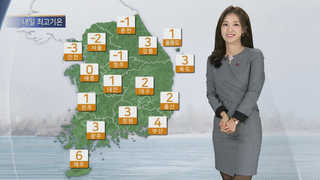 [날씨] 칼바람에 동장군 맹위…출근길 서울 영하 12도