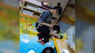 어린이집 원생 깔고 앉아 밥 먹여…모녀의 반복 학대