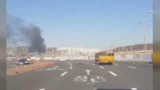 인천 서구 가정동 루원시티 공사장서 불…1명 숨져