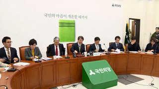 박주원 음모론 반격…파국 치닫는 국민의당