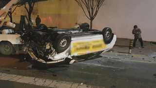 [사건사고] 대전 택시 연쇄 추돌 1명 사망ㆍ7명 부상 外