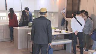 주말 전국 견본주택 23만 인파…청약 열기 후끈