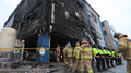 Incendie d'un bâtiment commercial : le bilan s'alourdit à 28 morts