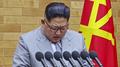 Kim Jong-un: Corea del Norte desea enviar una delegación a las Olimpiadas de Pye..