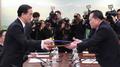 La Corée du Nord accepte de tenir des discussions militaires, d'envoyer une délé..
