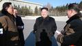 Kim Jong-un visita una academia de ciencia en su primera inspección de este año