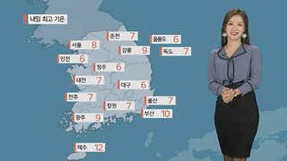 [날씨] 연일 미세먼지 비상…또 스모그 유입