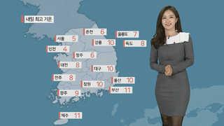 [날씨] 황사에 스모그까지…전국 고농도 미세먼지