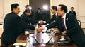 الكوريتان تتفقان على مسيرة مشتركة في حفل..