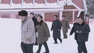 북한 김정은의 자랑 '마식령 스키장'은 어떤 곳?