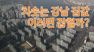 [이슈투데이] 치솟는 강남 집값 이러면 잡힐까?