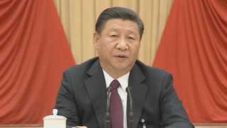 중국 19기2중전회서 '시진핑 사상' 헌법 명기안 통과