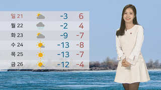 [날씨] 스모그 유입, 미세먼지↑…'대한' 추위는 없어