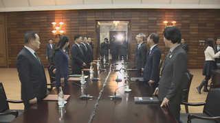 북한, 예술단 사전점검단 파견 돌연 취소