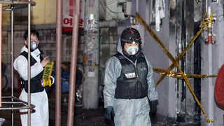 서울 여관서 방화로 9명 사상…투숙거부에 불 질러