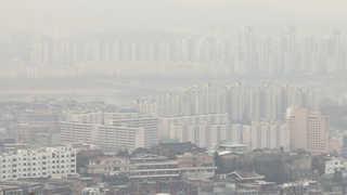 서울 초미세먼지 주의보…농도 평소 8배 '매우 심각'
