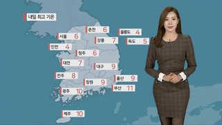[날씨] 초미세먼지 급증…일요일 남부에 집중
