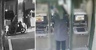 [현장영상] 상가 상습털이범 훔친 돈 ATM에 입금하다 덜미