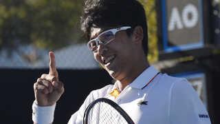 [테니스] 차세대 선두 주자였던 정현, 월드스타 예약