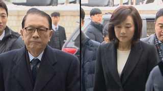 블랙리스트 2심 선고…'집행유예' 조윤선 이번에는?