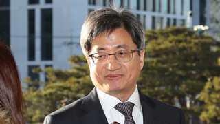 """김명수 """"블랙리스트 의혹, 엄중한 사안…신중하게 입장 정리할 것"""""""