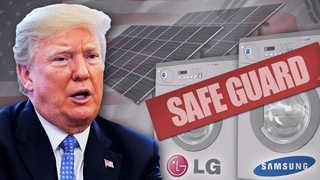 미국, 삼성ㆍLG 세탁기ㆍ태양광 제품에 16년만 '세이프 가드'