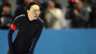빙속 노선영, 평창올림픽 출전불가…팀 추월 어쩌나