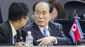 Le chef d'Etat protocolaire de la Corée du Nord dirigera la délégation de haut n..